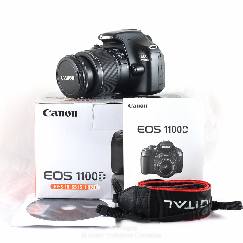 Canon Eos 1100D | Lowepro Camera Shop
